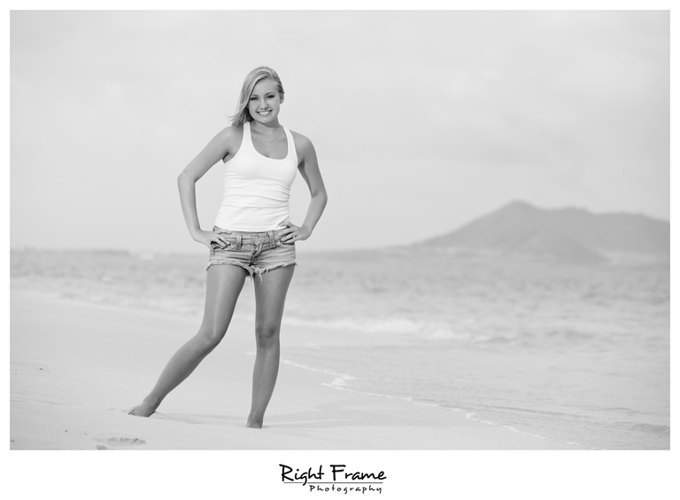 019_honolulu_senior_portrait_Photography_Lanikai_Beach