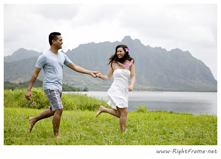 107_Oahu_Engagement_Photography_Kualoa_Regional_Beach_Park