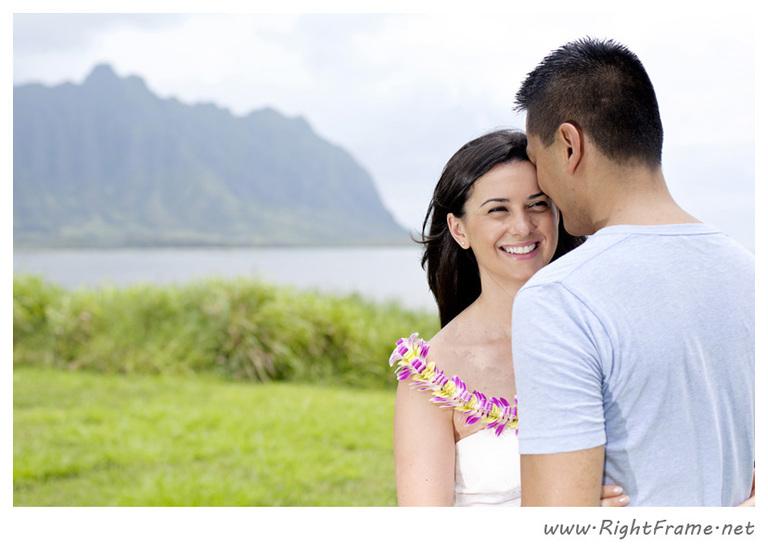 112_Oahu_Engagement_Photography_Kualoa_Regional_Beach_Park