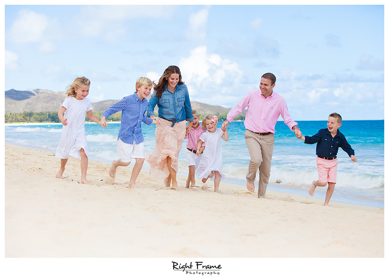 009_Family portraits in Honolulu hawaii