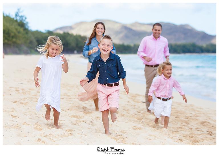 010_Family portraits in Honolulu hawaii
