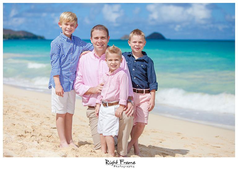012_Family portraits in Honolulu hawaii