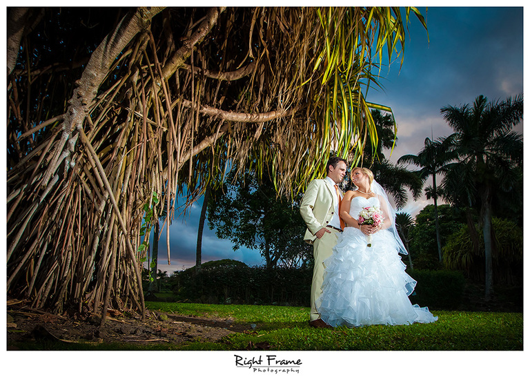 047_Oahu Wedding Photography paliku gardens