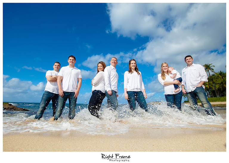 001_Oahu family photographers