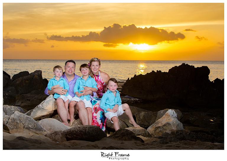 111 Oahu family photographers