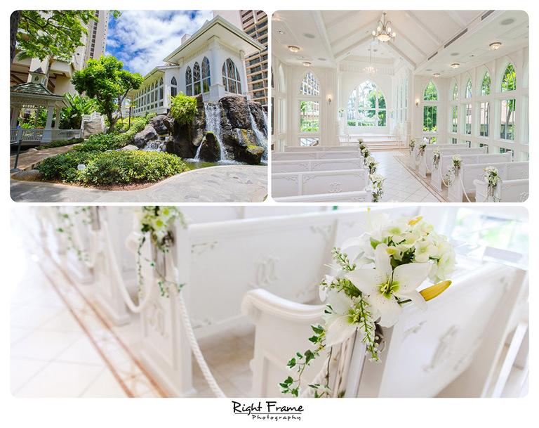 001_Wedding at Ocean Crystal Chapel