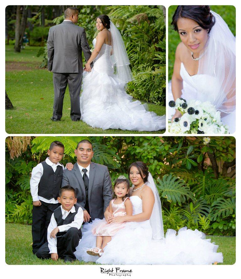 003_The Royal Hawaiian Hotel Wedding Helumoa Garden