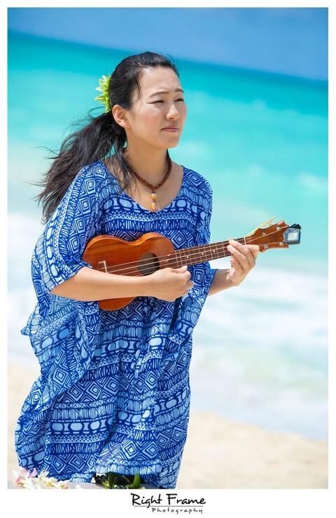 004_Oahu Beach Wedding waimanalo beach