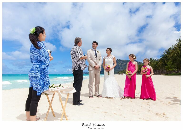 005_Oahu Beach Wedding waimanalo beach