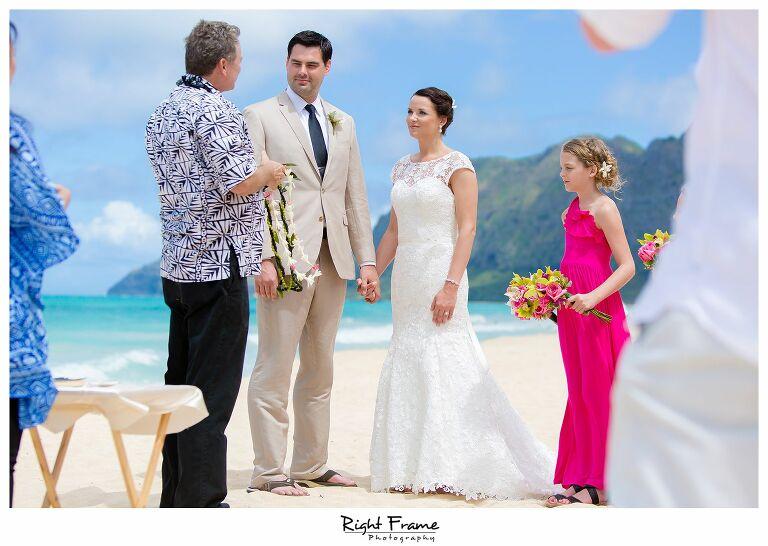 011_Oahu Beach Wedding waimanalo beach
