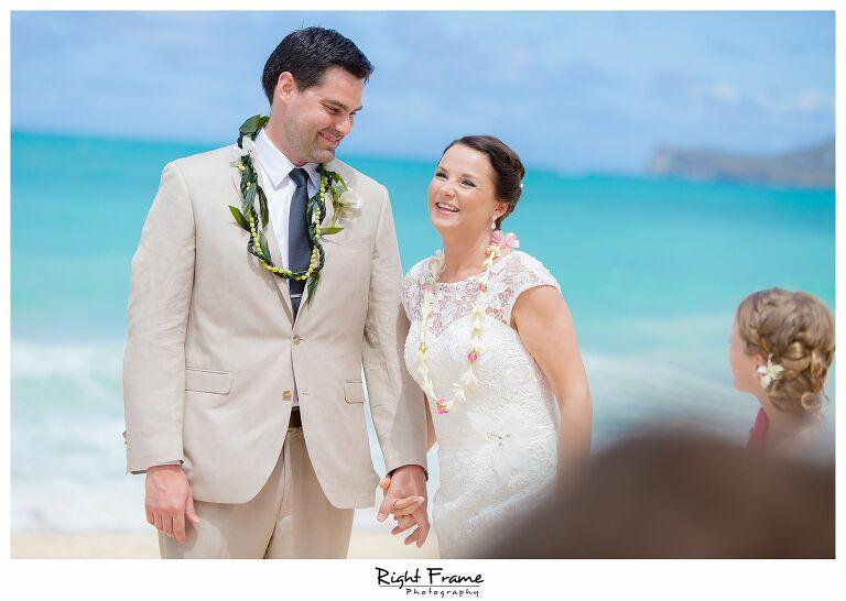 012_Oahu Beach Wedding waimanalo beach