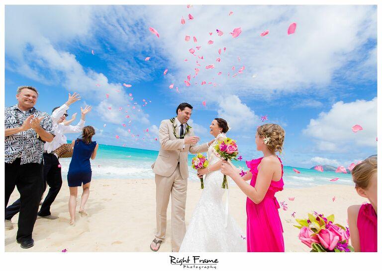 013_Oahu Beach Wedding waimanalo beach