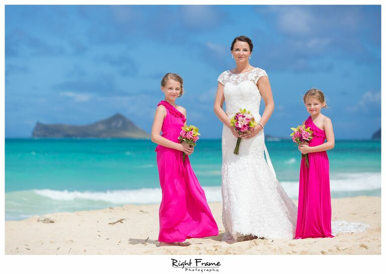 017_Oahu Beach Wedding waimanalo beach