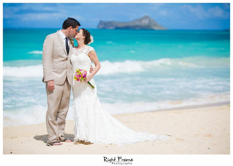 020_Oahu Beach Wedding waimanalo beach