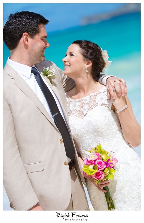 022_Oahu Beach Wedding waimanalo beach