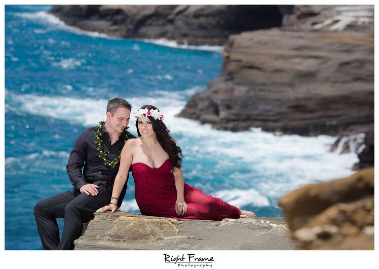 127_Oahu Engagement Photographer