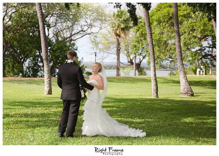 004_Hickam AFB Wedding Officers Club