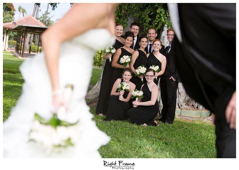 014_Hickam AFB Wedding Officers Club