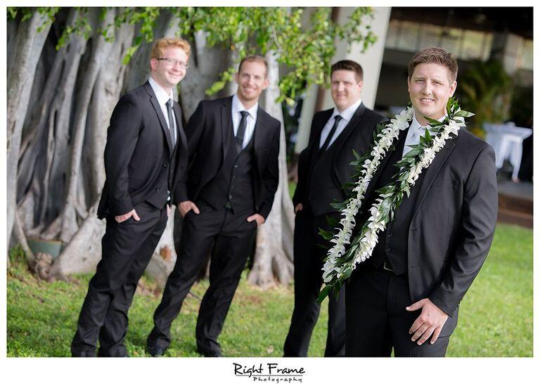 016_Hickam AFB Wedding Officers Club