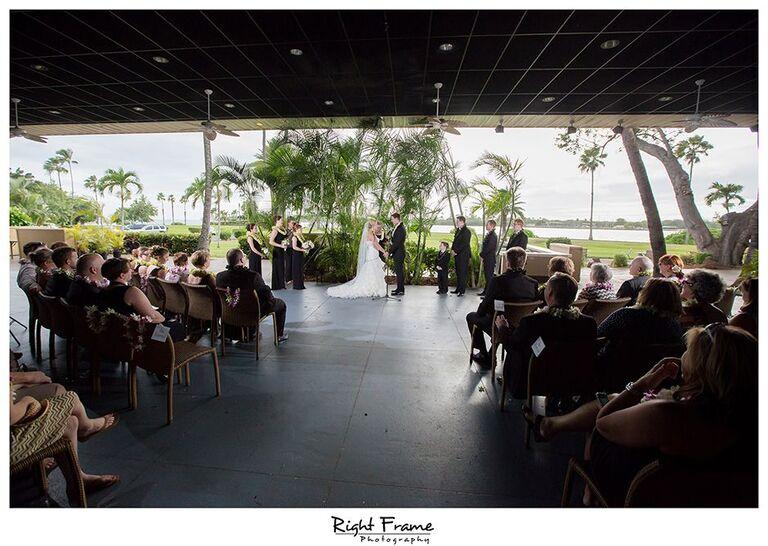 031_Hickam AFB Wedding Officers Club