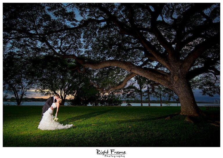042_Hickam AFB Wedding Officers Club