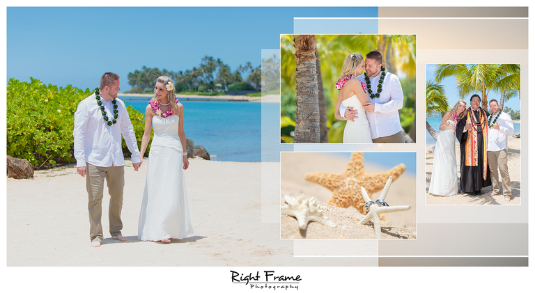 001_Ślub na Hawajach Hawaje