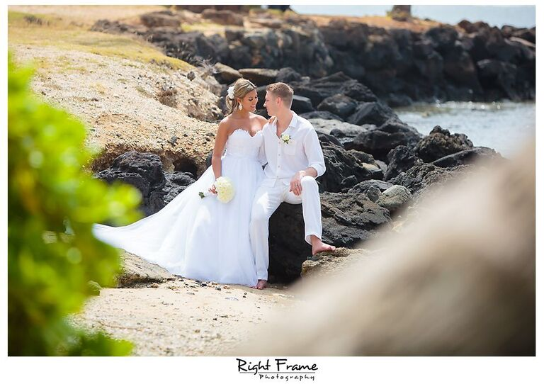 116_Kahala Beach Wedding oahu photographer