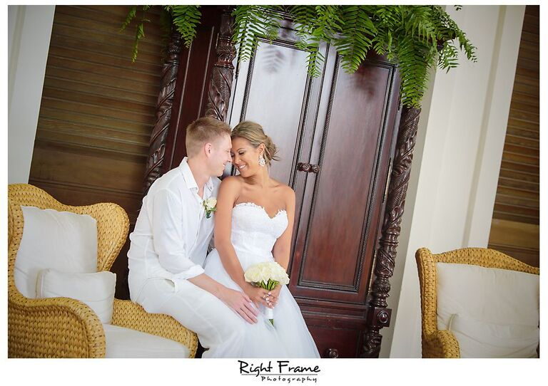 123_Kahala Beach Wedding oahu photographer