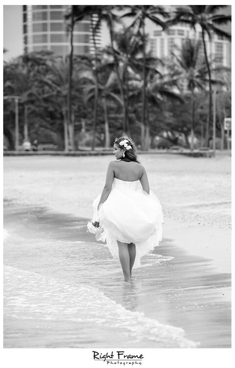124_Kahala Beach Wedding oahu photographer