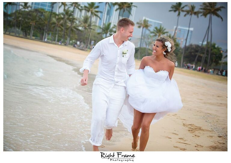 125_Kahala Beach Wedding oahu photographer