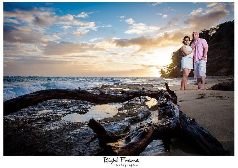 356_Waikiki Engagement Photographer