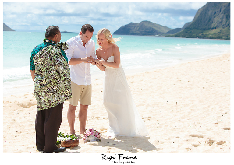 191_Hawaii Beach Wedding