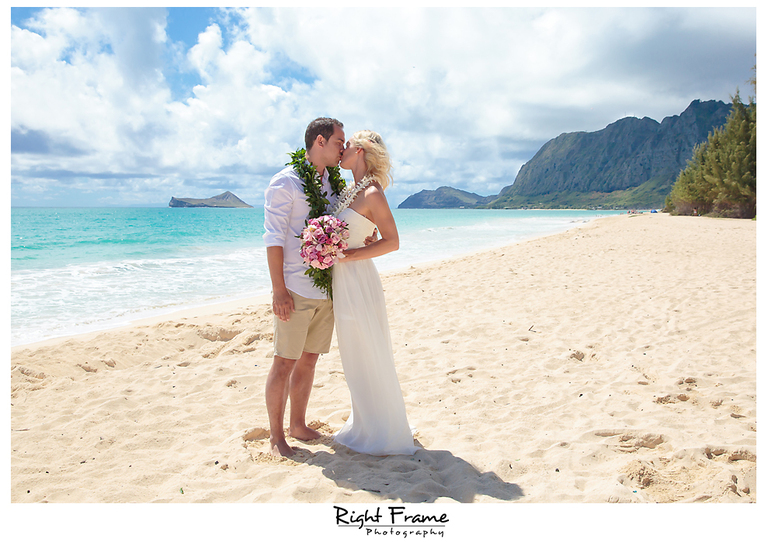 197_Hawaii Beach Wedding