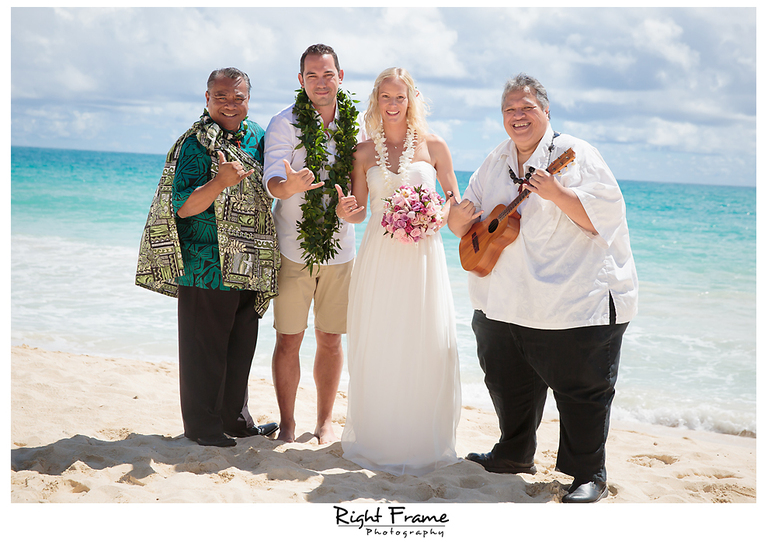 202_Hawaii Beach Wedding