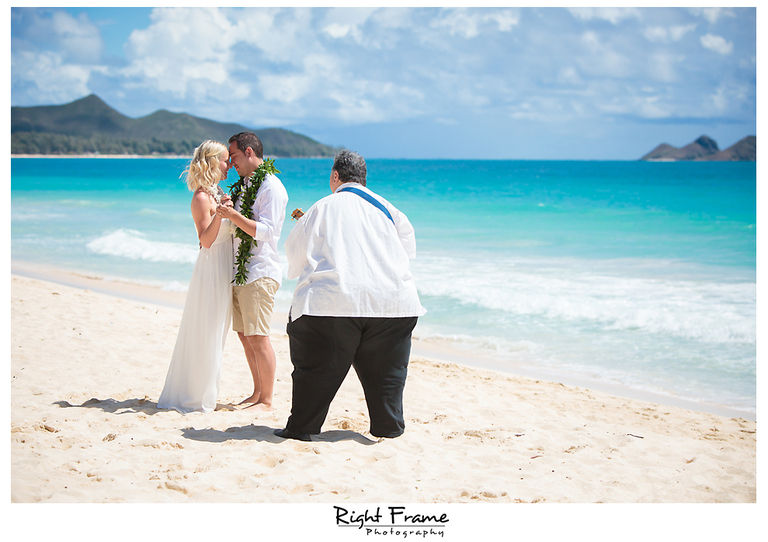 203_Hawaii Beach Wedding