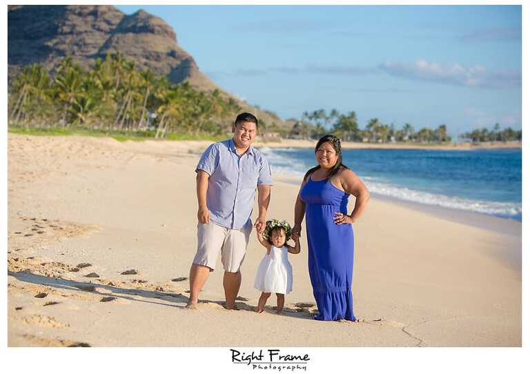 Maili Beach Oahu Hawaii