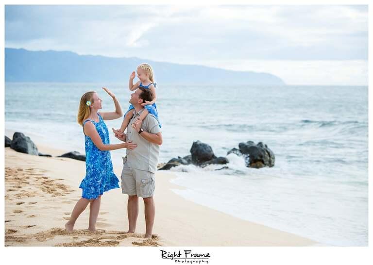 Pipeline Beach Oahu Hawaii