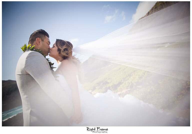Makapuu Beach Wedding