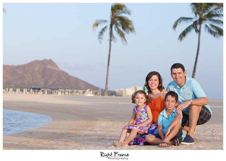 Waikiki Beach Oahu Hawaii