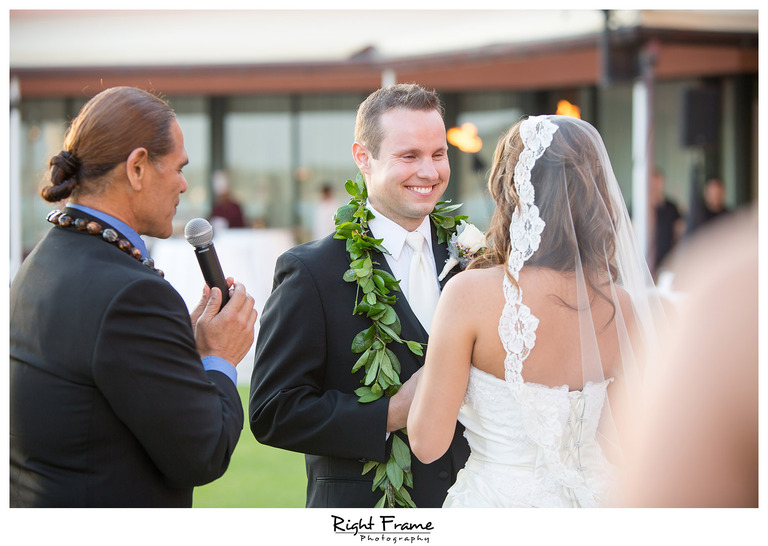 wedding at Royal Hawaiian Hotel Waikiki