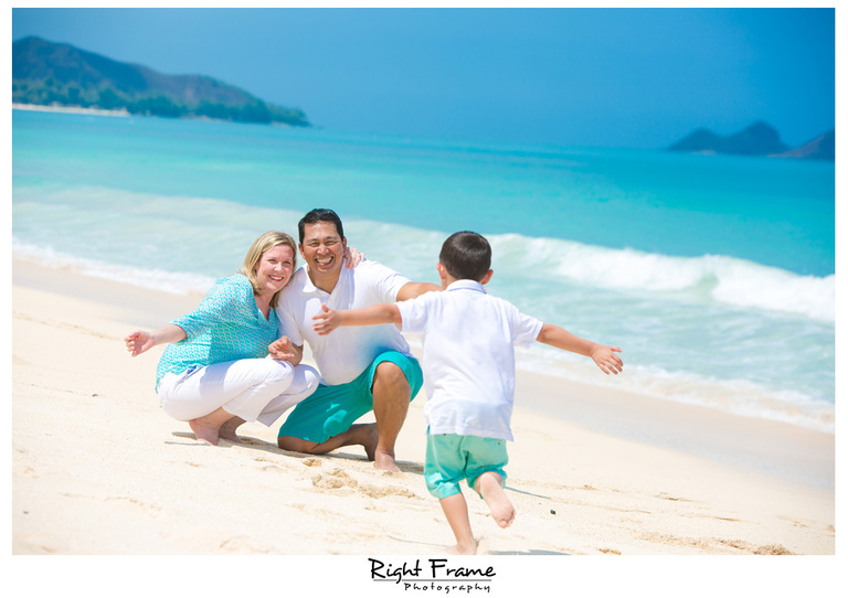 Oahu Hawaii Family Photographer