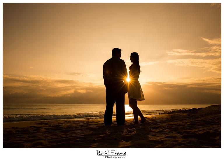 Romantic Surprise Hawaii Engagement Proposal