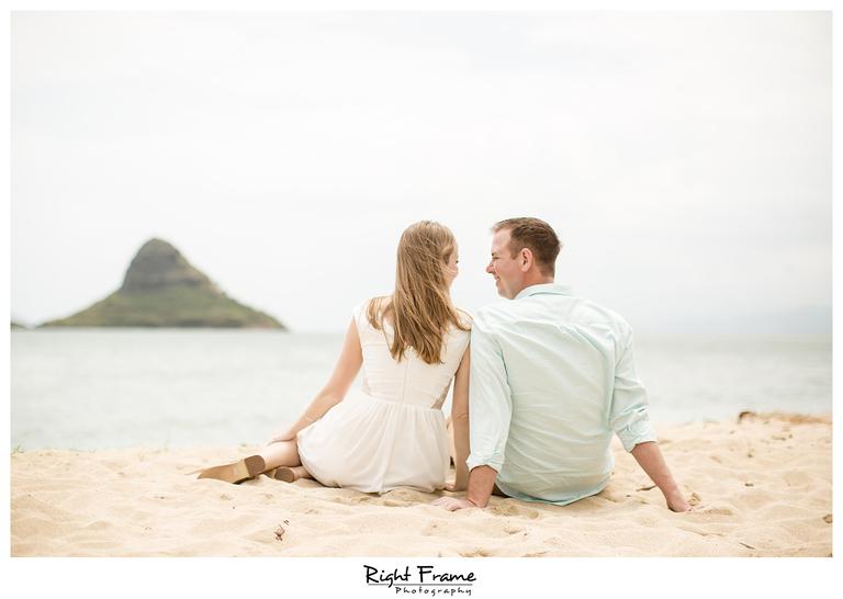 Hawaii Wedding Anniversary Photos