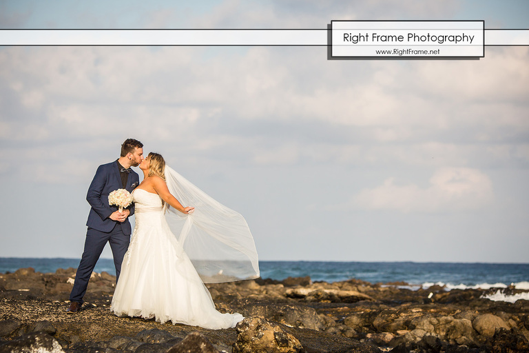 Hawaii Weddings at Beachfront Oasis Estate