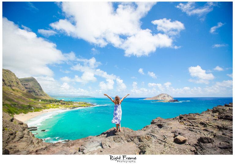 Senior Portraits in Hawaii