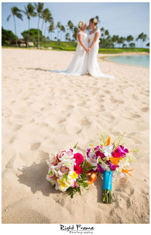 Paradise Cove Disney Aulani Hawaii Wedding