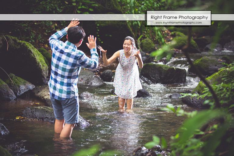 HAWAII ENGAGEMENT PHOTOGRAPHY Oahu
