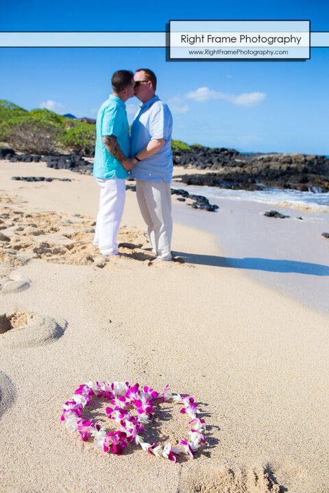 He Asked He Said Yes Hawaii Proposal in Hawaii