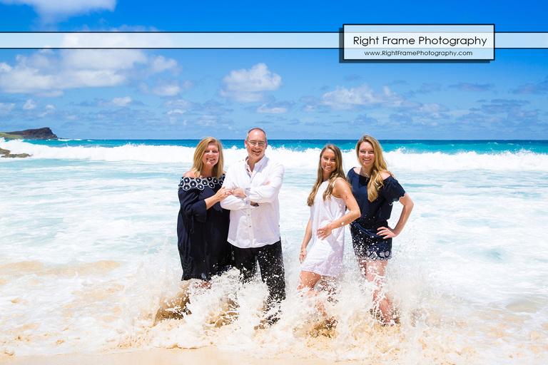 Family Beach Photos Grand Waikikian Hilton