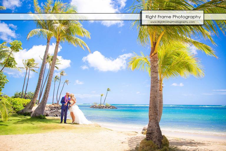 SLUB NA HAWAJACH Hawaje za granica plazy sesja plenerowa
